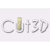 Cut3d - Mecanizado Fresado Grabado Enrutamiento Cnc En 3d