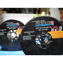Micro Alambre Solido Acero Inoxidable -308l-lsi .035