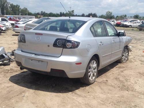 Mazda 3 2.0 Standard Partes, Refacciones, Piezas, Yonque