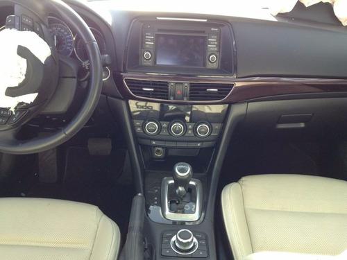Mazda 6 2014 Grand Touring Siniestrado Completo O En Partes