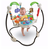 Jumperoo Saltarin Marca Fisher Price Bebe Luv U Zoo