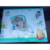 Silla Vibradora Mecedora Disney Winnie Pooh