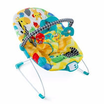 Sillita Mecedora Bebe Bouncer Bright Starts, Safari
