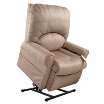 Sillon Reclinable Y Elevacion Sofa Tipo Mecedora Envio Grat
