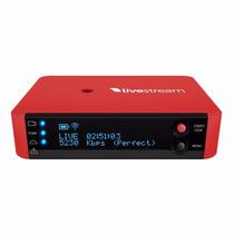 Livestream Broadcaster Pro | 1080p 5mbps - Envío Gratis