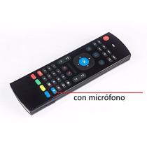 Control Remoto, Teclado Y Fly Air Mouse Android Pc Smart Tv
