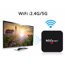 Android Tv Box Caja Mxq Pro Plus® Miracast Google Chromecast