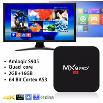Android Tv Box Caja Mxq Pro Plus® Anycast Google Chromecast