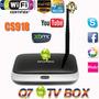 Smart Tv Box Android 4.4 2gb/8gb Quad Core Con Air Mouse