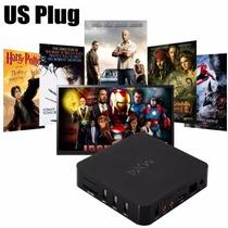 Android Tv Mx4 Tv Box Smart Media Hub Mejor Que Mxq