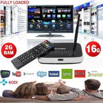 Android Tv Quad Core Smart Cs918 4.4 Box 2gb 16gb 1080p 4k!!