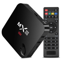 Android Tv Mxiii G Tv Box 2gb Ram 8gb Rom 4k X 2k