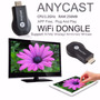 Google Chromecast Android Smart Tv Box Chrome Cast Hdmi Pc