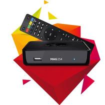Mag 254 255 Iptv Micro Box Original 1080p Tv Hdmi Usb Nano