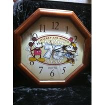 Reloj Mickey Y Minnie