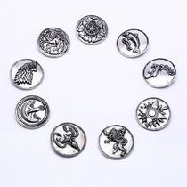 Juego De Tronos - Set De 9 Pins - Game Of Thrones