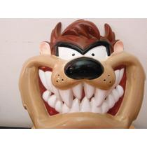 Mascara De Pared Demonio De Tazmania Looney Tunes Retro 1994