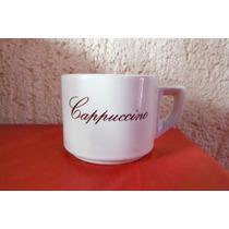 Set 2 Tazas Cappuccino Acf Italia Europa Cafeteria Restauran