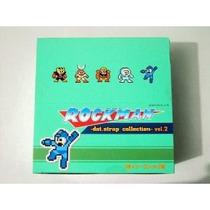 Straps Vol. 2 Japoneses De Megaman / Rockman Nes - Nuevos