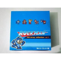 Straps Vol. 1 Japoneses De Megaman / Rockman Nes Nuevos