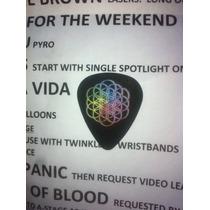 Plumilla Coldplay