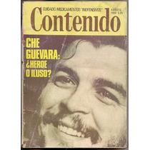 Vida Y Muerte El Che Guevara Revista Contenido 1980