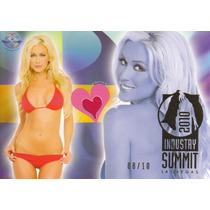 Benchwarmer Bikini Worn Actress Model Nicole Bennett Usa /10