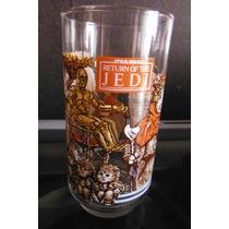 Vaso Star Wars The Return Of The Jedi Retro Vintage 1983