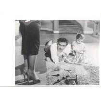 Angelica Maria Y Arturo De Cordova En Fotografia Orig 1951