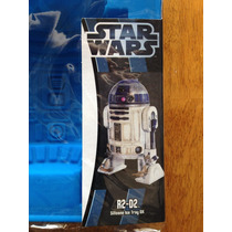 Star Wars R2 D2 Molde Para Hielo Silicon