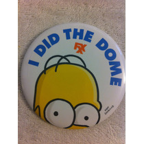 Pin The Simpsons I Did The Dome Fx Sdcc 2014