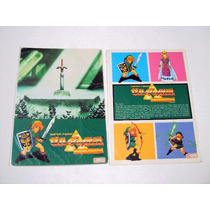 Nintendo 2 Mini Juegos De Mesa De Zelda A Link To The Past