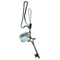 Shingeki No Kyojin Phonestrap Importado Escudo Y Llave