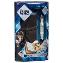 Doctor Dr. Who Diario De Las Cosas Imposibles Papel Psiquico