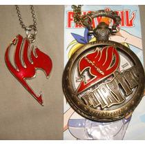 Reloj Y Dije Fairy Tail