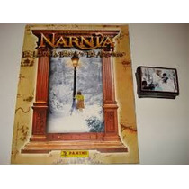 :: Cronicas De Narnia 1 - Album Panini +152 Cromos Sin Pegar