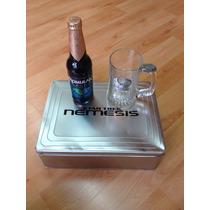 Star Trek Nemesis Tarro Y Botella, Memorabilia De Pelicula