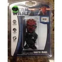 Usb 8 Gb Star Wars Darth Maul