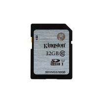 Memoria Sd Clase 10 32gb Sd10vg2/32gb Kingston