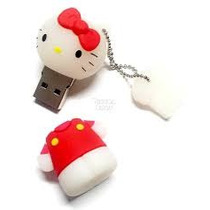 Memoria Usb 8gb Hello Kitty