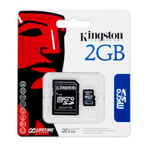 Micro Sd Kingston 2 Gb