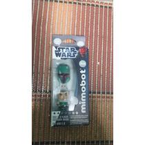 Memoria Usb Star Wars Mimobot 8 Gb Boba