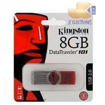 Memoria Usb 8gb Kingston Varios Modelos, Mayoreo