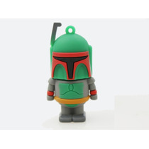 Memoria Usb Flash Drive: Star Wars Boba Fett