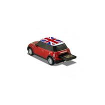 Usb Mini Cooper Rojo Tecnoideas