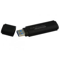 Memoria Usb 4 Gb Flash Digital Dt4000g2/4gb Negro Kingston