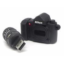Usb Cámara Fotográfica 16gb Nikon