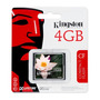 Kingston Memoria Compact Flash 4 Gb (cf/4gb)