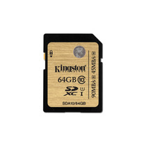 Memoria Sd Hc Clase 10 64gb Ultimate Kingston Sda10/64gb