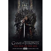 Game Of Thrones Las 5 Temporadas Completas + 3 Usb